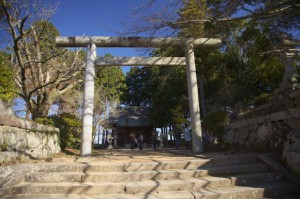 篠山6-篠山城跡の神社